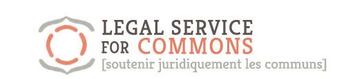 LSC – Legal service for commons